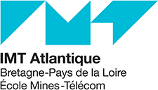 Logo de IMT Atlantique